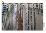 Radio City Music Hall New York City Carry-all Pouch