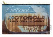 Radio Communications Carry-all Pouch