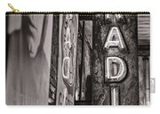 Radio Nashville - Monochrome Carry-all Pouch