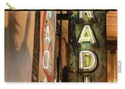 Radio Nashville Sign Carry-all Pouch
