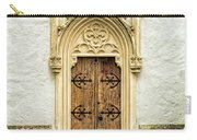 Radovljica Church Door Carry-all Pouch