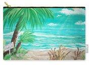 Raelee's Beach Carry-all Pouch