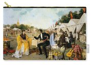 Rafael Arroyo Fernandez,  At The Fair 1886 Carry-all Pouch