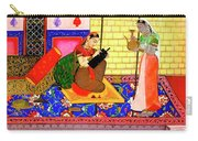 Ragamala Painting Carry-all Pouch