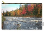 Raging Michigamme River Carry-all Pouch