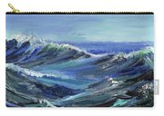 Raging Seas Carry-all Pouch