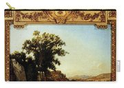 Rahoult Charles Diodore Allegory Of Spring Carry-all Pouch