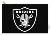 Raiders  Carry-all Pouch