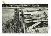 Rail Fence Carry-all Pouch