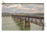 Railroad Bridge3 Carry-all Pouch