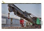 Railroad Crane Carry-all Pouch