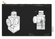 Railroad Lantern Plans Carry-all Pouch
