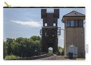 Railroad Lift Bridge 2 C Carry-all Pouch