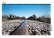 Railroad Trestle  Carry-all Pouch