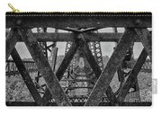 Railroad Trestle Panoramic 2 Carry-all Pouch