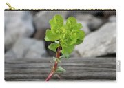 Railway Flower Carry-all Pouch