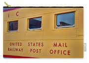 Railway Post Office Carry-all Pouch