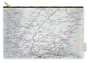 Railways Of Scotland Carry-all Pouch