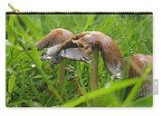 Rain Bombarding Mushroom Settlement. Carry-all Pouch
