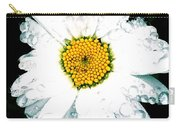 Rain Daisy  Carry-all Pouch