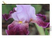 Rain Drop Iris Carry-all Pouch