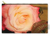 Rain Flower Rose Carry-all Pouch
