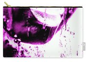 Rain Hot Pink Carry-all Pouch