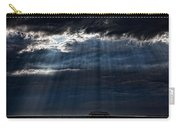 Rain Is Coming To Brighton Carry-all Pouch