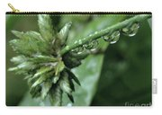Rain On The Umbrella Plant 2 Carry-all Pouch