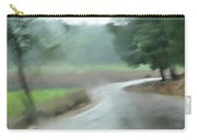 Rain Over Lachish Carry-all Pouch