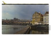 Rain Over Prague Carry-all Pouch