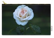 Rain Rose Carry-all Pouch