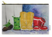 Rainboots Carry-all Pouch