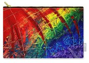 Rainbow Abstract Carry-all Pouch