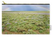 Rainbow And Lupine, Grand Teton Nm, Wyoming Carry-all Pouch