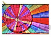 Rainbow Balloon Carry-all Pouch