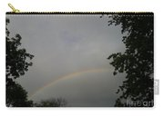 Rainbow Between The Trees Carry-all Pouch