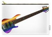 Rainbow Big Neck Bass Guitar Carry-all Pouch