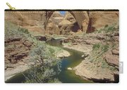 Rainbow Bridge Upstream Carry-all Pouch by Jerry McElroy