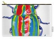Rainbow Bug Carry-all Pouch