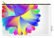 Rainbow Cluster Carry-all Pouch