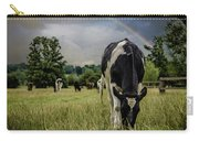 Rainbow Cow Carry-all Pouch