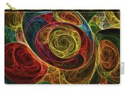 Rainbow Egg Formation Abstract Carry-all Pouch