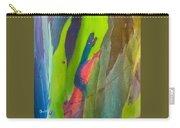 Rainbow Eucalyptus 7 Carry-all Pouch