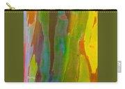 Rainbow Eucalyptus 8 Carry-all Pouch
