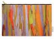 Rainbow Eucalytpus Carry-all Pouch