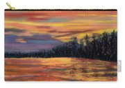 Rainbow Evening Carry-all Pouch