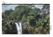 Rainbow Falls Hawaii Carry-all Pouch