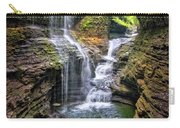 Rainbow Falls In Watkins Glen Carry-all Pouch