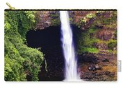 Rainbow Falls Iv Carry-all Pouch